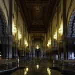 Adolf von Chrzanowski - Casablanca,Hassan II Moschee