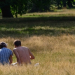 Antje Terhaag – Hyde Park