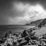 A.v.Chrzanowski - Winter am Meer