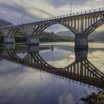 A.v.Chrzanowski - Brücke Véga Terron
