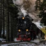 Kerstin Schütze - Brockenbahn