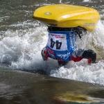 Markus Peerenboom Kanu Freestyle 2