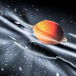 Heike Skamper - Ei im Weltraum