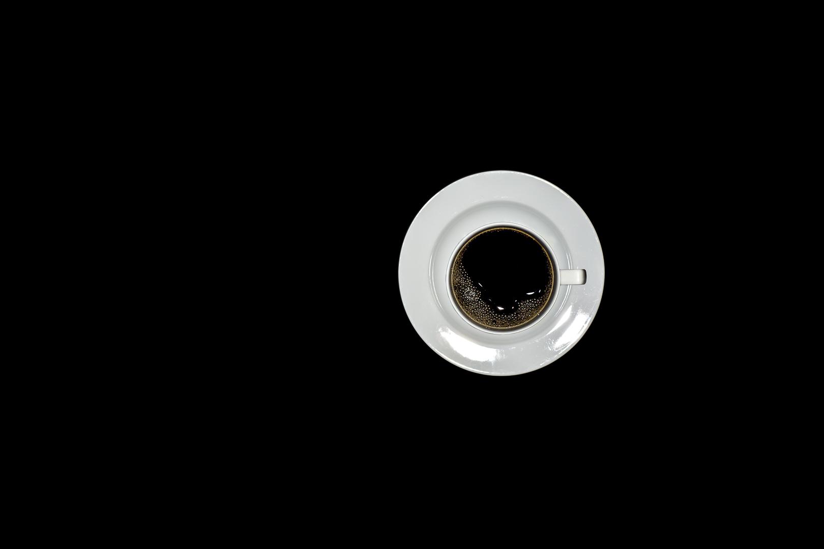 Martin Rütgers - Eine Tasse Kaffee