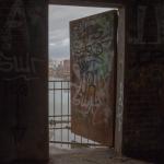 rostige Tür-Heiner Ott