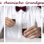 Martin Rütgers - drei rheinische Grundgestze