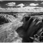 Roland Hinueber - Waterfall II