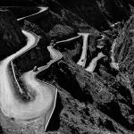 Serpentinen-Marokko