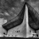 Michael Hecker Le Courbusier Ronchomp Frankreich