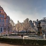 Frostiger Morgen - Rolf Heinrichs
