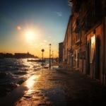 Markus Peerenboom Venedig im Abendlicht
