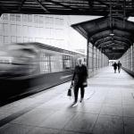 Zug verpaßt