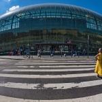 Ruediger Theiss-yellow dress