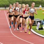 Marianne Schlüter - DM-800m weibliche Jugend 2016
