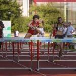 Marianne Schlöter - 100m Hürdenlauf Damen