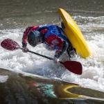 Markus Peerenboom Kanu Freestyle 1