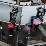 Brigitte Klemke-Umbrella Walk