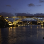 A.v.Chrzanowski - Ponte Dom Luis I