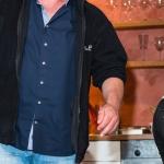 Karl-Heinz Romann, Taschenspielertrick