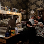 arthurs shocking barber shop