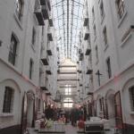Antwerpen, Pakhuiz (Lagerhaus)