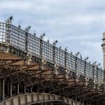 Antwerpen, Eisenbahnbrücke