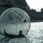 Angélica Colomine  Trapped in a bubble