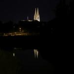 17a-TW_01_Regensburger Dom bei Nacht