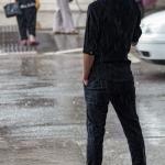 Heiner Ott - Im Regen