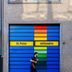 Martin Ruetgers - Düsseldorfer Ansichten im bunten Bilk