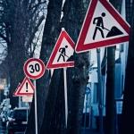 Gerry Gough - Roadworks