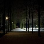 Nachtaufnahmen, DRI, Schaufenster, Laternen, Architektur