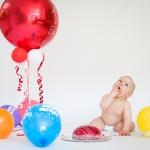 NIls Groeblinghoff - Erster Geburtstag