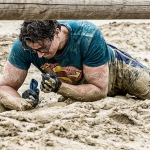 Barbara Wünsche - Superman at Mud Masters