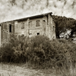 Rainer Ohligschläger, Bauernhaus im Veneto